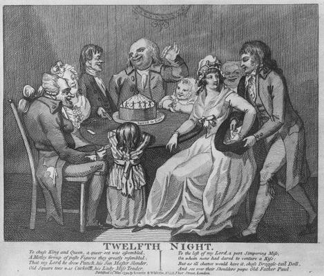 Twelfth Night, 1794