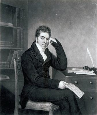 Pierce Egan, engraved by Charles Turner