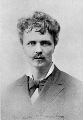 August Strindberg, 1st January, 1884