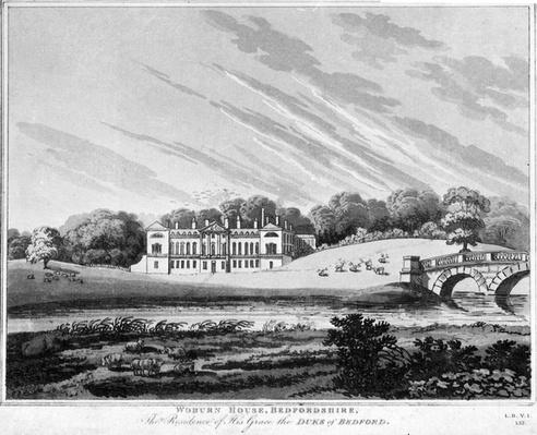 Woburn Abbey, Bedfordshire