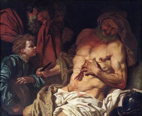 The Death of Cato