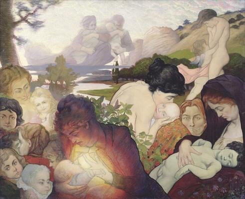 Maternity, 1893