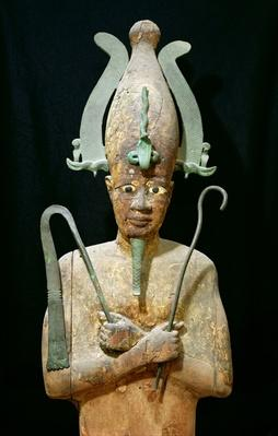 Statue of the Cult of Osiris