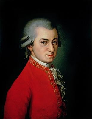 Wolfgang Amadeus Mozart, 1818