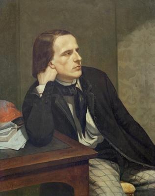 Portrait of Paul Ansout, 1844