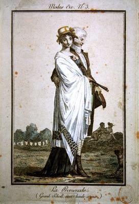 The Promenade, c.1799