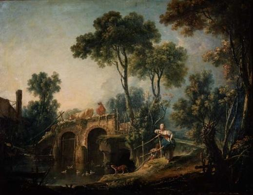 The Bridge, 1761