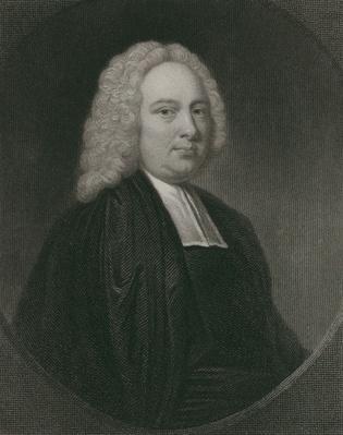 James Bradley, engraved by Edward Scriven