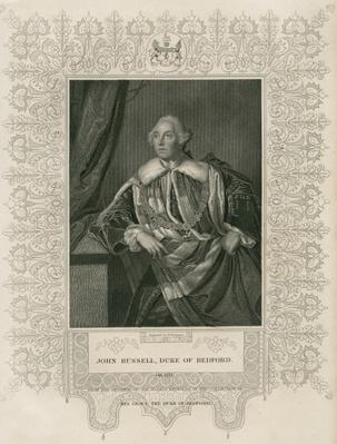John Russell, Duke of Bedford