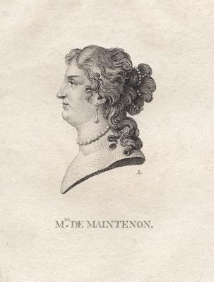 Francoise d'Aubigne, Madame de Maintenon