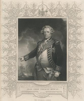 Adam Duncan, 1st Viscount Duncan of Camperdown