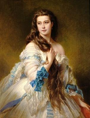 Portrait of Madame Rimsky-Korsakov