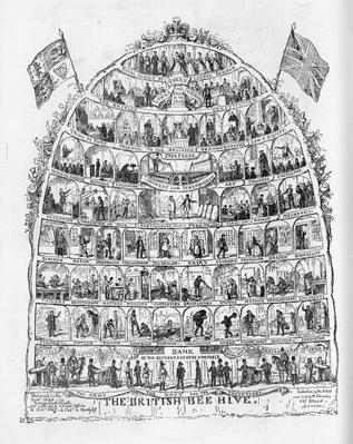The British Beehive, 1867