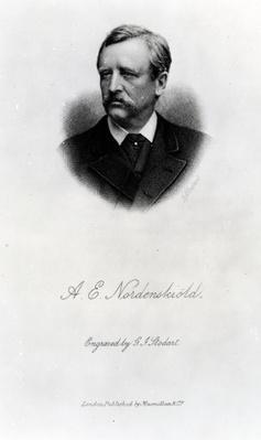Adolf Erik Nordenskiold, 1880