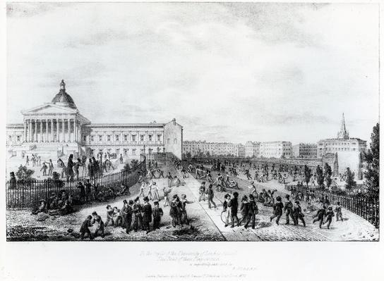University College School, London, 1835