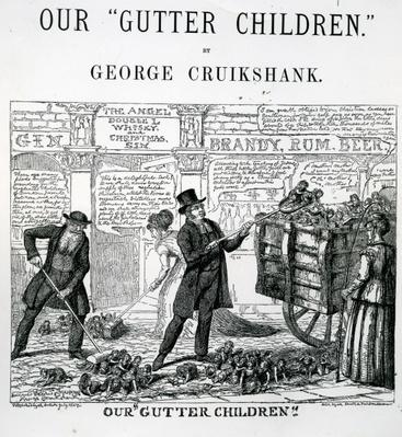 Our Gutter Children, 1869