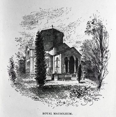 The Royal Mausoleum, Frogmore