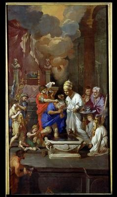 Baptism of Constantine I
