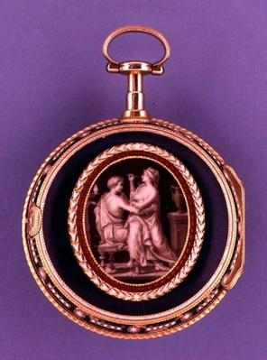 Watch, signed 'Jas.Upjohn & Co.', London, 1778-79
