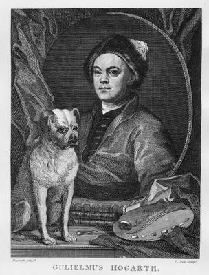 Self Portrait, engraved by T. Cook, 1809