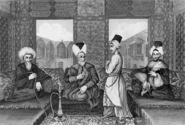 Ottoman Dignitaries