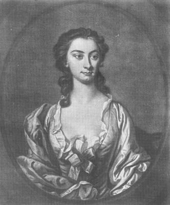 Portrait of Mrs Cibber