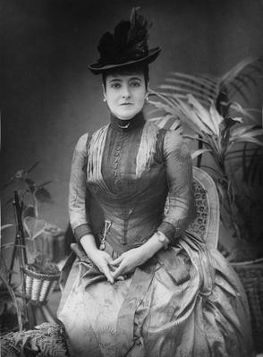 Adelina Patti, 1880