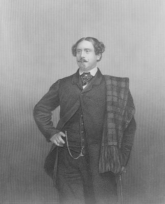 William Harrison, from 'The Drawing-Room Portrait Gallery of Eminent Personages', 1861