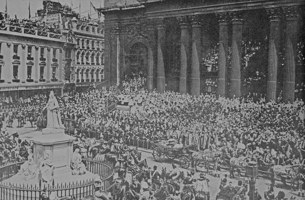 Queen Victoria's Diamond Jubilee, 1897