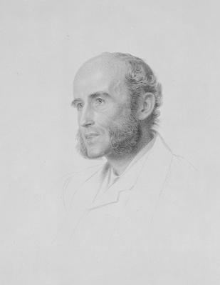 John Richard Green, engraved by George J. Stodart