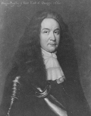 Roger Boyle, 1st Earl of Orrery, after a portrait of 1660