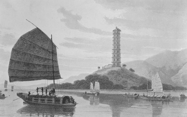 Whampoa Pagoda, 1810