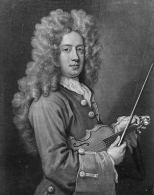 Nicola Cosimo, engraved by John Smith, 1706