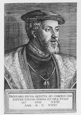 Emperor Charles V, 1531