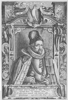 Philip V of Hanau-Lichtenberg