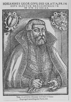 Johann Georg, Elector of Brandenburg