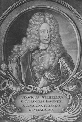 Ludwig Wilhelm of Baden-Baden