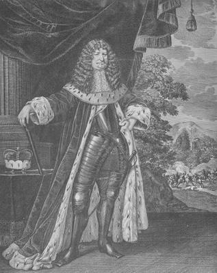 Friedrich Wilhelm I, Elector of Brandenburg