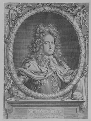 Friedrich I of Prussia, 1692