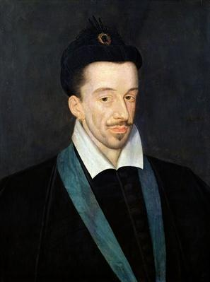 Portrait of Henri III