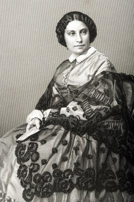 Madame Caroline Marie Felix Miolan-Carvalho