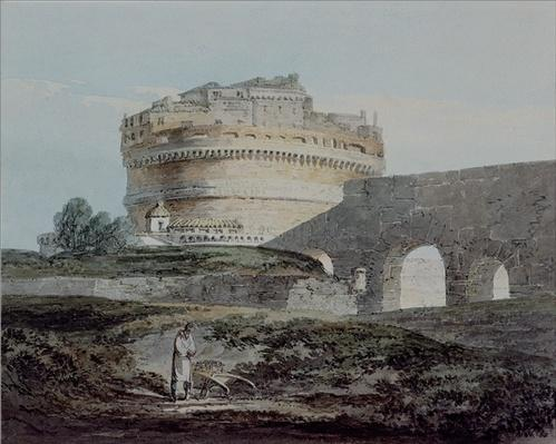 Castle of San Angelo, Rome