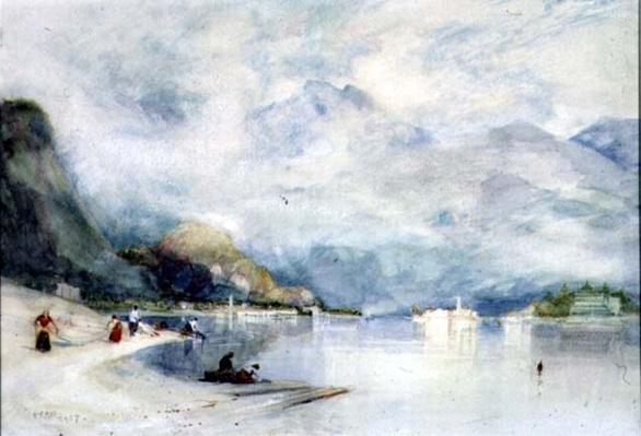 Lake Maggiore from Stresa