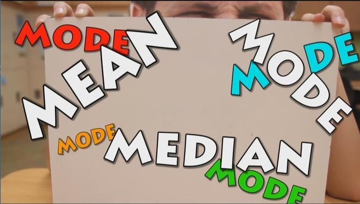 3M's: Mean, Median, and Mode | Mr. C: Math and Science