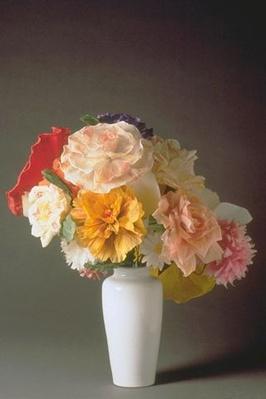 Hispanic Culture in Utah: Angelita Alba's Paper Flowers
