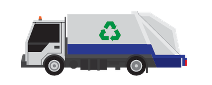 Garbage Recycling - 4 | Clipart