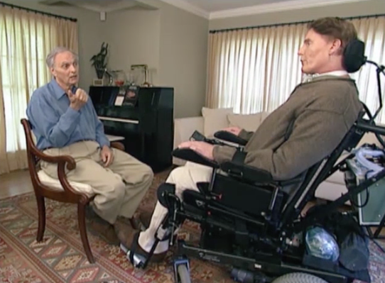 Scientific American Frontiers: The Bionic Body, I Might Walk! | Exercise