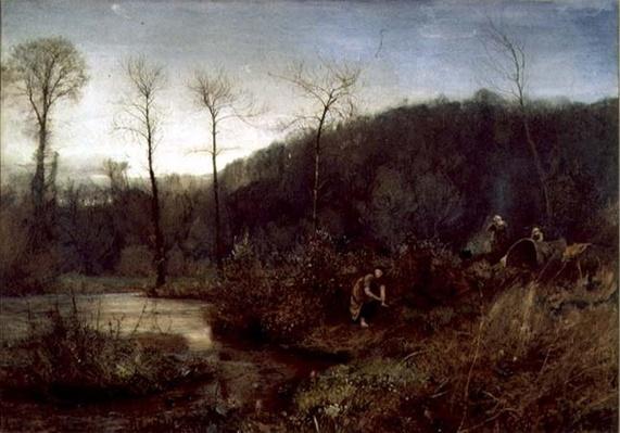 A Gipsy Encampment