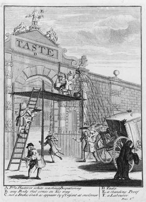 Taste, or Burlington Gate, 1732