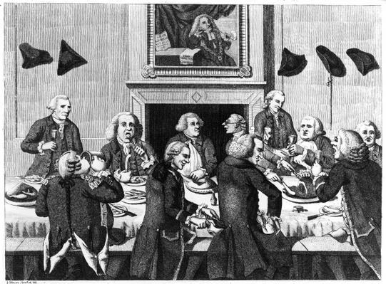 Tasting, 1782